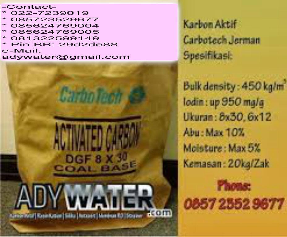HARGA KARBON AKTIF JAKARTA | 0821 2742 3050 | 0812 2165 4304 | SUPPLIER KARBON AKTIF JAKARTA | ADY WATER